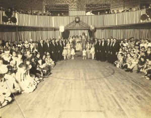 1913 Coronation Ceremony