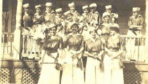 1915 Queens of St. Patrick