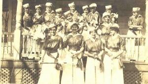 1915 Queens of St. Patrick