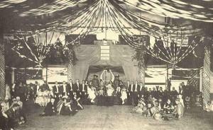 1919 Coronation Ceremony