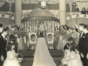 1940 Coronation Ceremony