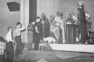 1948 Coronation Ceremony