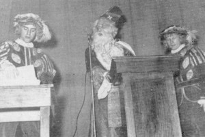 1949 Coronation Ceremony
