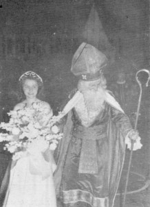 1949 St. Patrick and the Queen of Love and Beauty