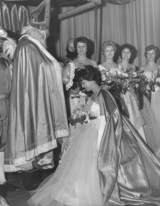 1950s Coronation Ceremony