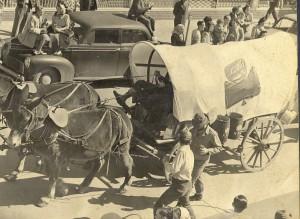 1950s St. Pats Parade Float