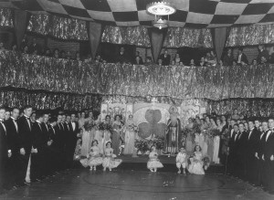 1957 Coronation Ceremony