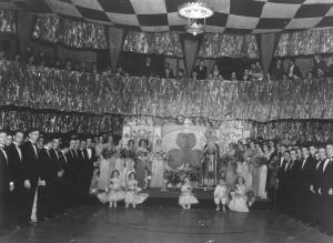 1957 Coronation Ceremony