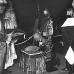 1960 Coronation Ceremony feat. The Blarney Stone