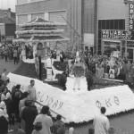 1960s Phi Kappa Theta Parade Float