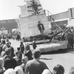 1960s  St. Pats Parade Float
