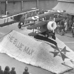 1960s The Blue Max Parade Float