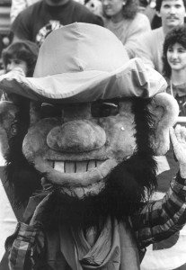 1970 Joe Miner at the St. Pats Parade