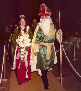 1975 St. Patrick and The Queen of Love and Beauty