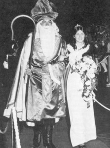 1976 St. Pat and the Queen of Love and Beauty