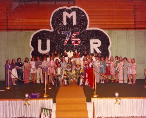 1976 St. Patrick and Friends after Coronation