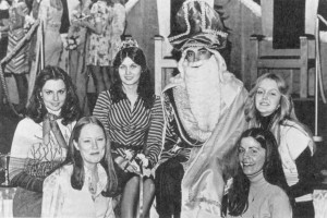 1976 St. Patrick and his Queens