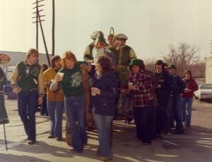 1977 Parade Participants