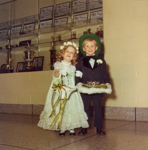 1977 Young Coronation Participants