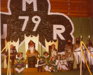 1979 Coronation Ceremony