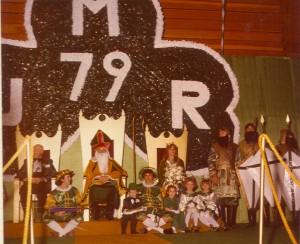 1979 Coronation Ceremony