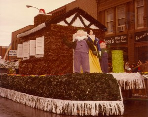 1979 Float in St. Pats Parade