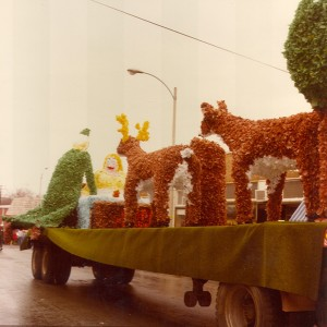 1979 Grandma Got Run Over By A Reindeer Parade Float
