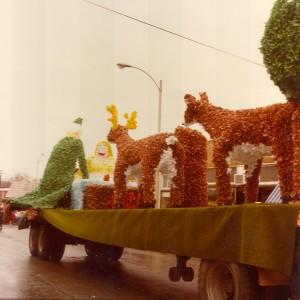 1979 Grandma Got Run Over By A Reindeer Parade Float