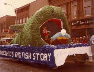 1979 Pinocchio St. Pats Parade Float