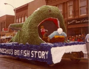 1979 Pinocchio St. Pats Parade Float