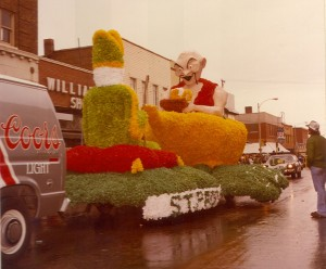 1979 St. Pats Parade Float