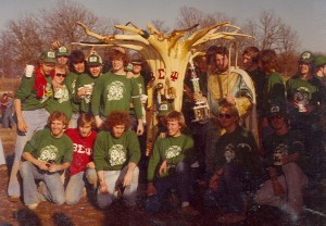1980 Beta Sigma Psi Group Photo