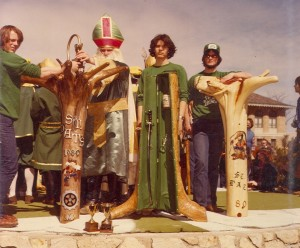 1980 St. Pat and the Show Shilelagh Contest