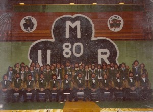 1980 St. Pats Board Group Photo