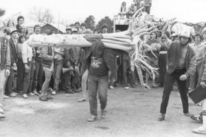 1980s Cudgel Carry