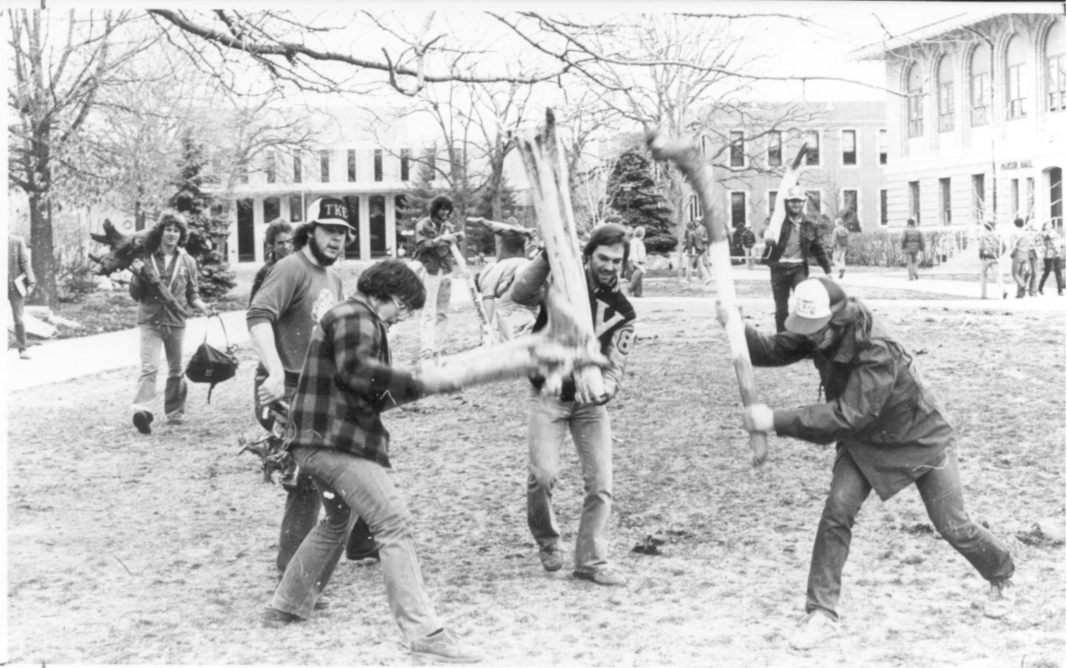 1980s Snake Invasion