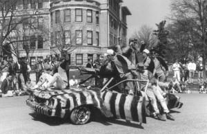 1980s St. Pats Parade Float