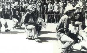 1980s St. Pats Parade Participant