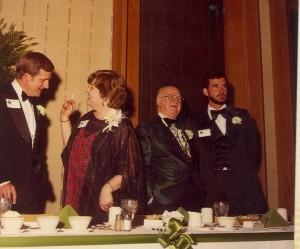 1981 Honorary  Knight Photo