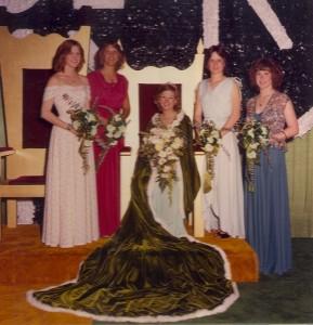 1981 Queens of St. Patrick