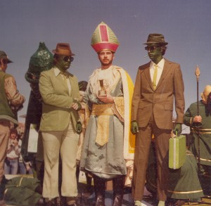 1981 St. Pat with Greenest Men