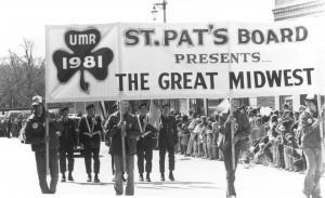 1981 St. Pats Board Presents The Great Midwest at the St. Pats Parade