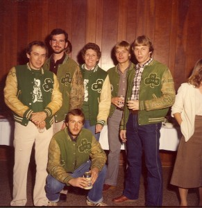 1981 St. Pats Board Representatives