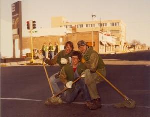 1981 Street Painters