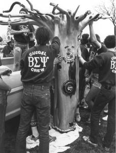 1982 Beta Sigma Psi Cudgel
