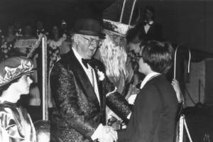 1982 Coronation Ceremony