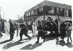 1982 Court of St. Pat in the St. Pats Parade