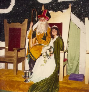 1982 St. Pat and The Queen of Love and Beauty