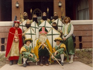 1982 St. Patrick and his Court