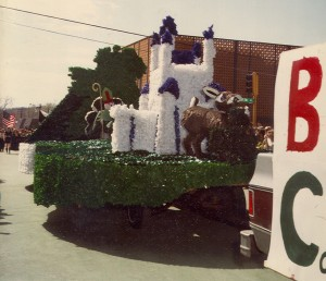 1982  St. Pats Parade Float